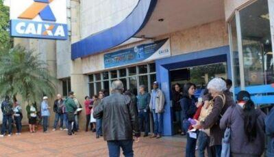 Caixa é condenada a pagar R$ 100 mil por longa fila de espera em Dourados