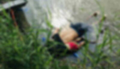 Afogados em rio: Pai e filha morrem tentando entrar nos EUA; imagem é forte