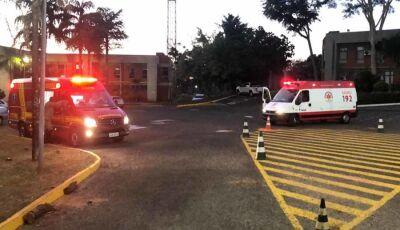 Bebê se afoga em piscina e morre em frente ao quartel dos bombeiros em MS
