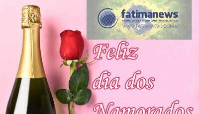 Fátimanews parabeniza todos os namorados pelo dia especial do amor