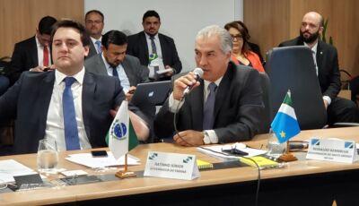 Governadores fecham pacto em favor da Reforma da Previdência, garante Reinaldo Azambuja