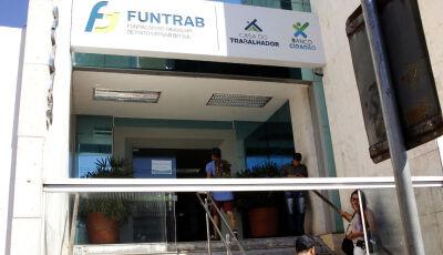 Funtrab tem 419 vagas de emprego em todo o MS