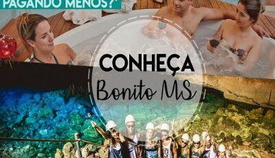 Bora pra Bonito (MS)?, Férias de julho com tarifa econômica só no Águas de Bonito, CONFIRA AQUI