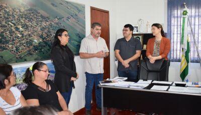 VICENTINA: Prefeitura e Central energética assinam termo de parceria para Programa Jovem Aprendiz