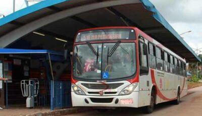 Greve em Campo Grande paralisa os ônibus e pega usuários de surpresa