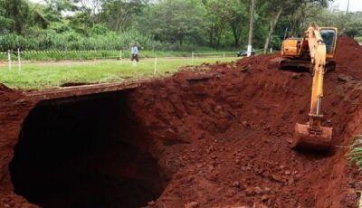 Governo do Estado autoriza obras de recuperação da Avenida Presidente Vargas em Dourados