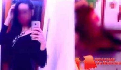 Mulher do MS flagra marido fazendo sexo com prima do interior e posta vídeo na internet