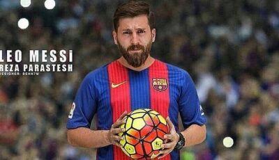 Iraniano é acusado de usar semelhança com Messi para fazer sexo com 23 mulheres