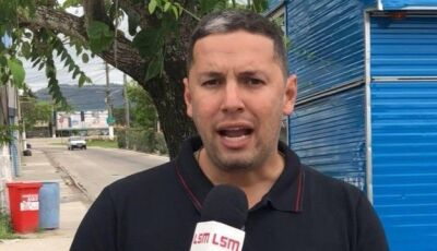 Jornalista do site Lei Seca Maricá foi assassinado com 3 tiros