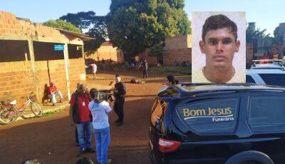 Jovem morto com 3 tiros em Dourados trabalhava na montagem de silos na região de Fátima do Sul