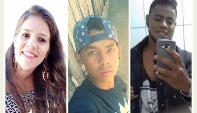 Morte trágica de três pessoas na PR-082, comove população