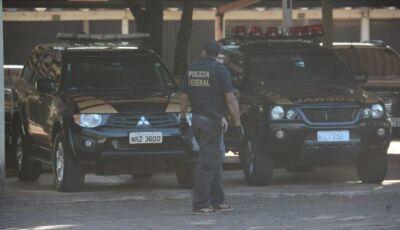 Agentes da PRF são presos e vereador é procurado pela PF em cidades do MS