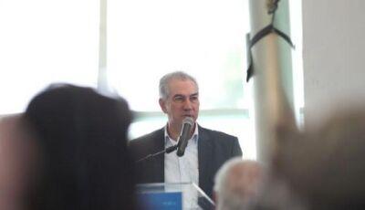 """""""É fundamental"""", diz Reinaldo sobre parceria e investimento federal"""