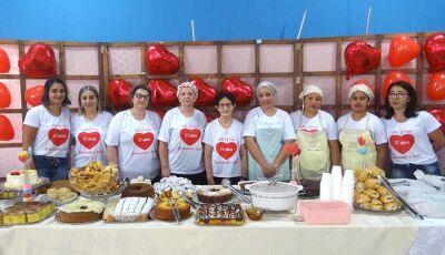Casa Tia Versi comemora 10 anos com chá beneficente em Fátima do Sul