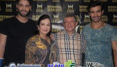 Veja as FOTOS do Camarote e Camarim do Show de Munhoz e Mariano na festa da Fogueira em JATEÍ