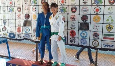 Jateí fica com medalha de prata na 13ª Copa Mac Internacional de Judô em Maracaju
