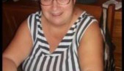 Ivinhema de luto, faleceu Joana Bachega