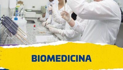 Vestibular de Inverno UNIGRAN com inscrições abertas para Biomedicina em Dourados