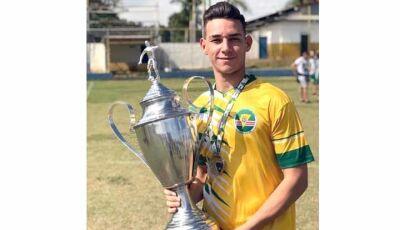 Atleta fatimassulense vai realizar sonho de disputar a Copa São Paulo em 2020