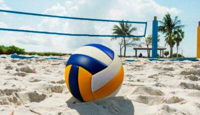 Inscrições abertas para o torneio de férias de vôlei de areia que acontecerá em Vicentina