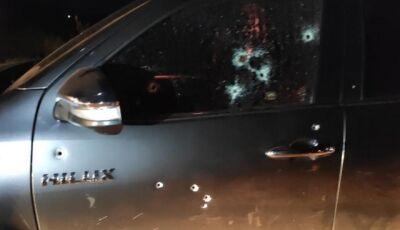 """Braço direito"" de narcotraficante preso é executado a tiros na fronteira"