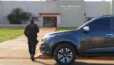 Gaeco ''fecha'' prefeitura no estado de MS em busca de documentos