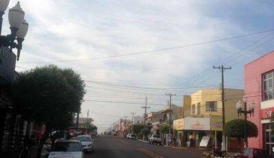 Quarta-feira com previsão de chuva em Fátima do Sul, caindo muito a temperatura