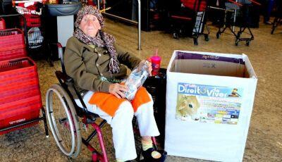 IVINHEMA: Há 6 anos, Dona Maria arrecada doações para o Hospital do Amor