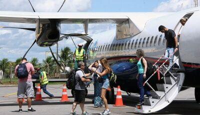 Governador entrega obra do Aeroporto de Bonito nesta quarta-feira