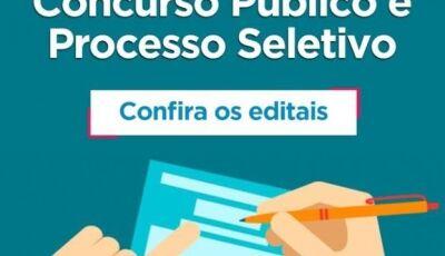 Concursos e processos seletivos oferecem 400 vagas com salários de até R$ 9 mil em MS