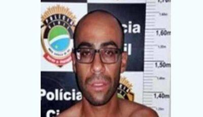 Chefão do PCC em duas cidades, 'Oclinhos' é preso pela polícia de N. Alvorada do Sul