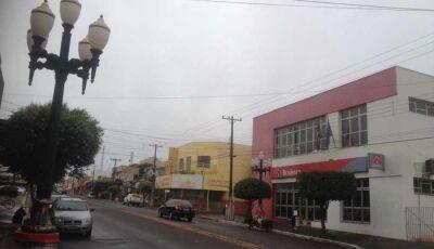 Chuva e geada é a previsão para Fátima do Sul