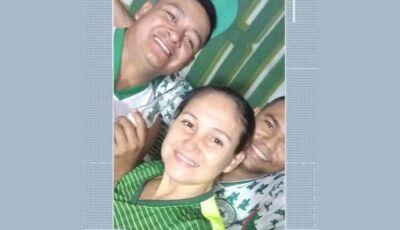 Viúva de homem que morreu após explosão diz estar grávida e marido não sabia