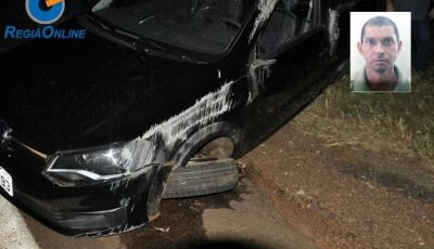 Identificada a vítima fatal do acidente em Glória de Dourados