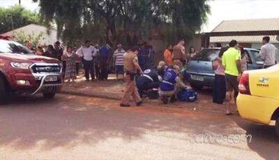 Homem é morto na frente da filha de 11 anos por causa de dívida