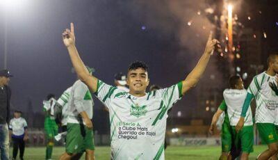 Fatimassulense Junior Prego conquista título da Série B do Catarinense