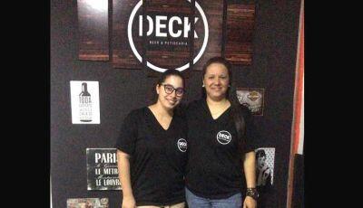 Chegou em Fátima do Sul a nova Petiscaria Deck Beer