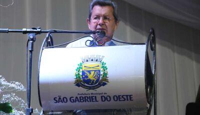 Onevan entrega emenda parlamentar para escola de São Gabriel do Oeste