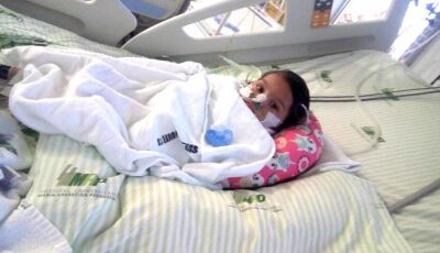 Na terceira internação de bebê, avó pede socorro da população para reformar residência