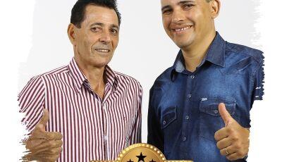 Fatimassulenses Mazinho e Luciano lançam novo CD no domingo em Dourados