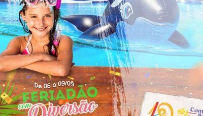 Confira o Pacote para o feriadão de 06 a 09 de setembro do Campo Belo Resort, Faça sua reserva