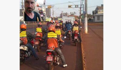 Avenida perigosa faz nova vitima de acidente de trânsito em Dourados
