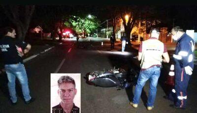 Na saída da Balada, motociclista bate em árvore e morre em Dourados