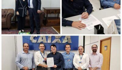 Prefeito anuncia liberação de recursos para revitalização da Avenida Padre José Daniel em Vicentina