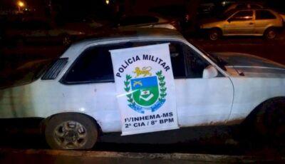 Dupla rouba farmácia a mão armada e gasta dinheiro em prostíbulo em Ivinhema