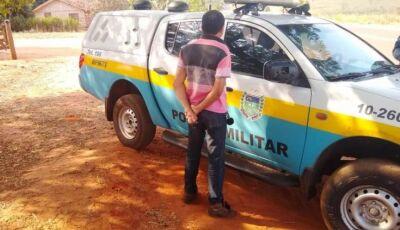 Homem é flagrado pela Polícia Militar Rodoviária com CNH falsa em Deodápolis