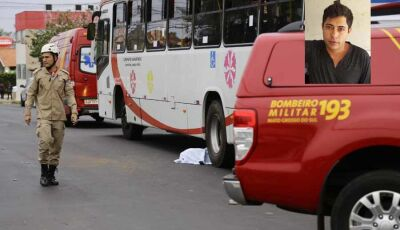 Identificado motociclista que morreu esmagado por pneu de ônibus em acidente