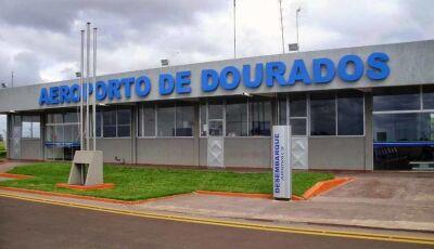 Barbosinha aguarda liberação de recursos para reforma e ampliação do aeroporto de Dourados
