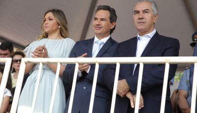 Prefeito e governador destacam alegria e a beleza da Cidade Morena