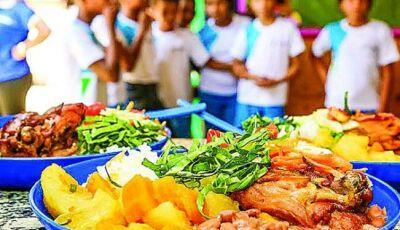Escola Vicente Pallotti divulga aviso de licitação para adquirir merenda escolar em Fátima do Sul